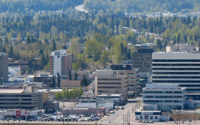 Building Permits soar in Prince George