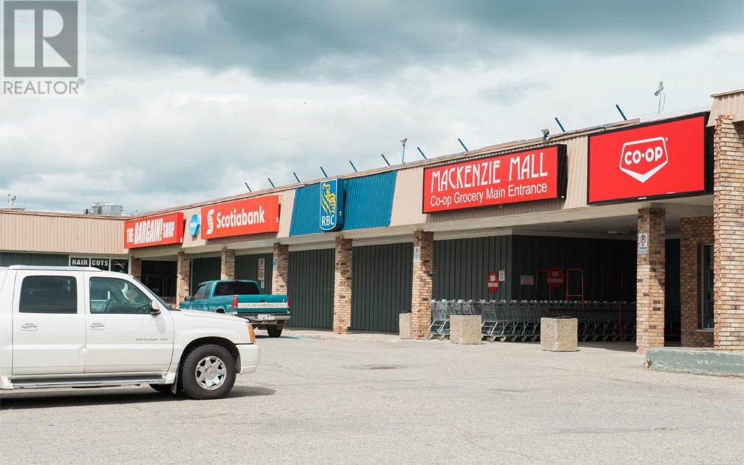 Mackenzie Mall and Hotel for Sale