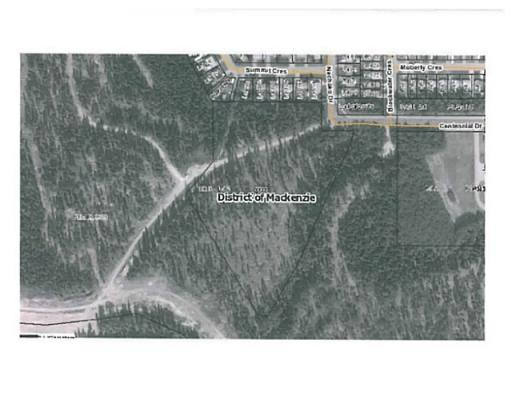 Lot 10 Bell Place, Mackenzie, British Columbia  V0J 2C0 - Photo 2 - N227303